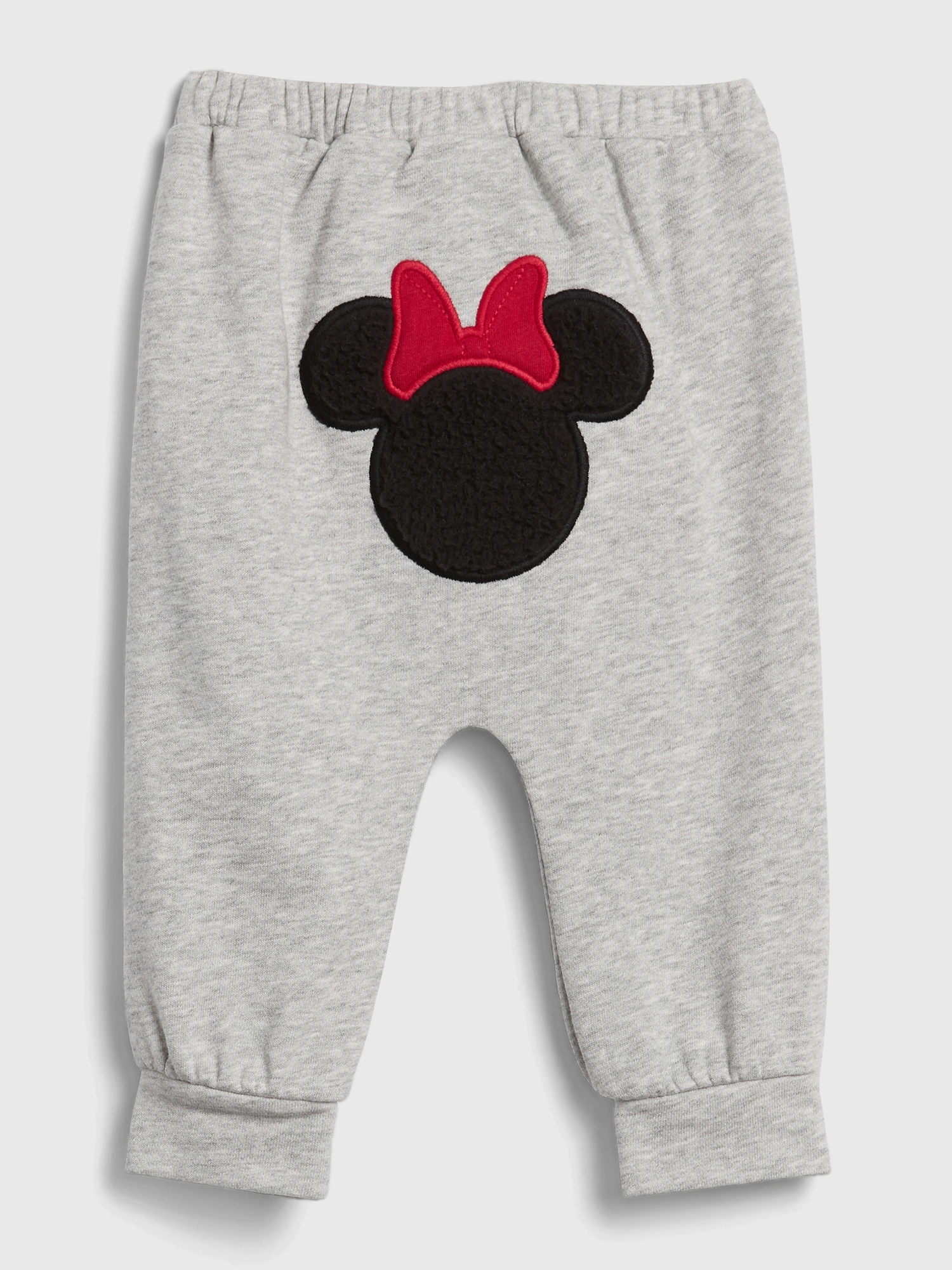 Baby tepláky Disney Minnie Mouse pull-on pants (2)