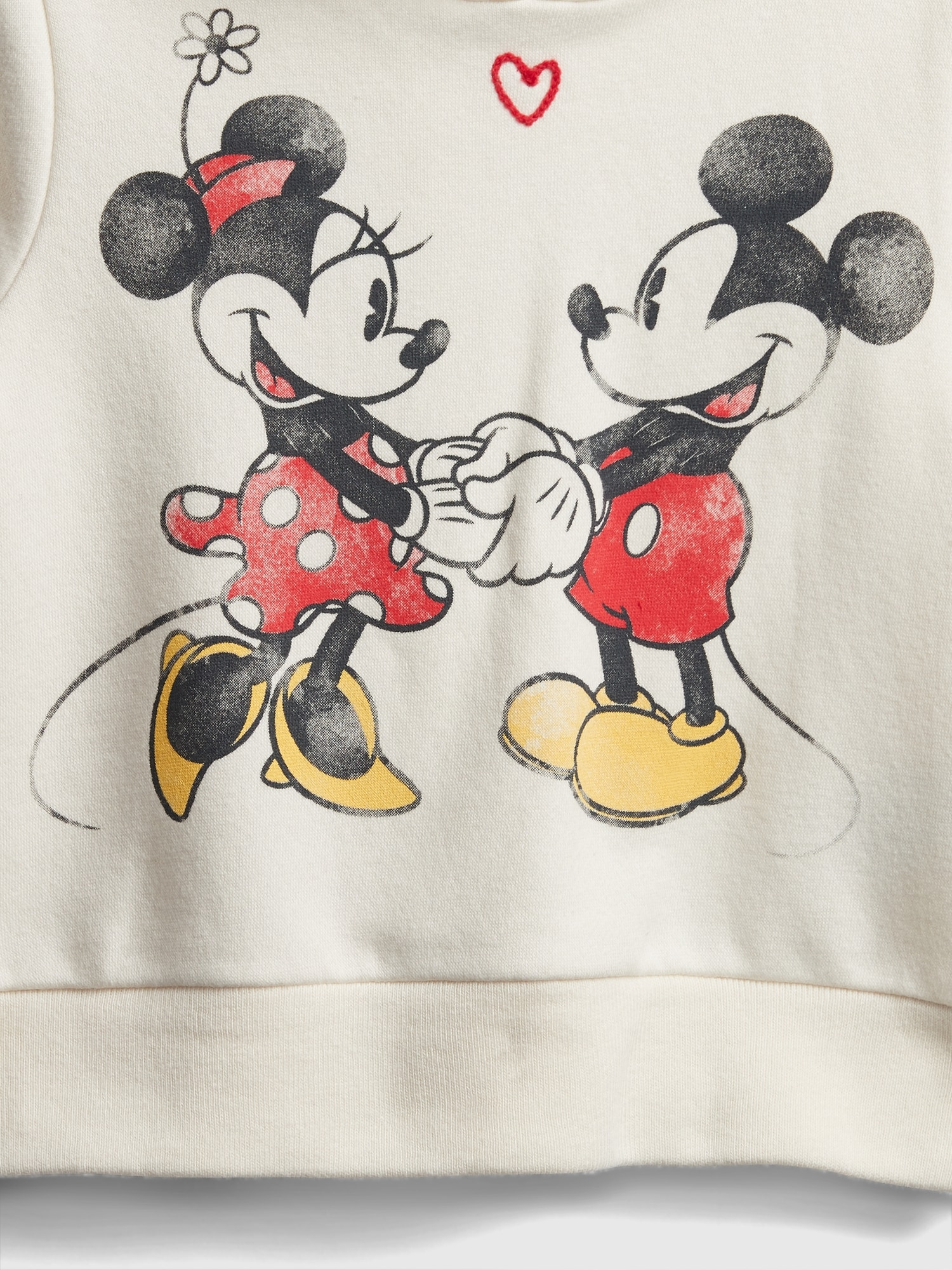 Mikina Mickey Mouse GAP (3)