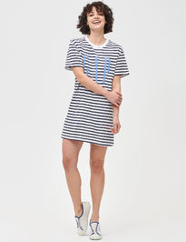 Šaty t-shirt dress